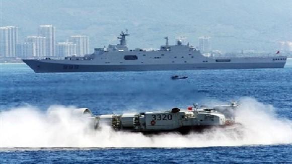 Malaysia lập căn cứ hải quân, chặn Trung Quốc ở James Shoal ảnh 1