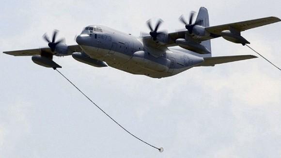 Saudi Arabia mua 2 máy bay tiếp dầu KC-130J của Mỹ ảnh 1