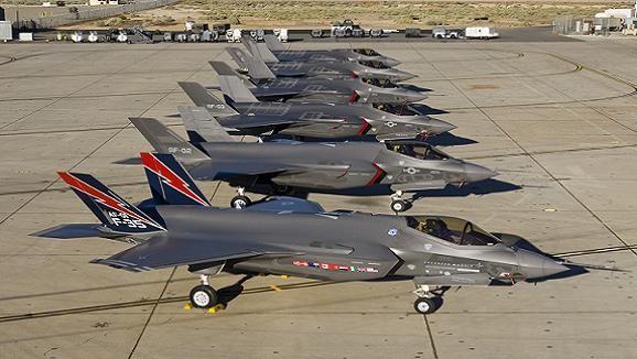 """Nhật, Hàn chạy đua """"rước"""" F-35A Mỹ về mình ảnh 1"""