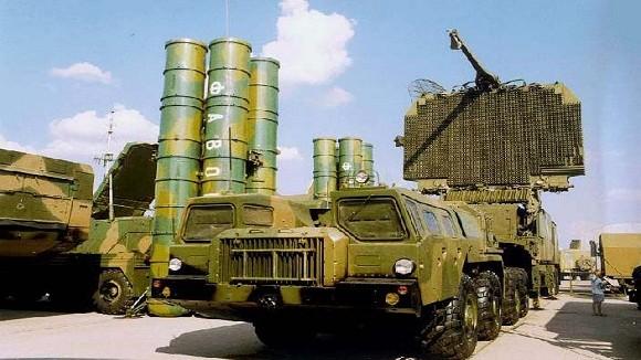Nga diễn tập quy mô lớn với tên lửa S-300 ảnh 1