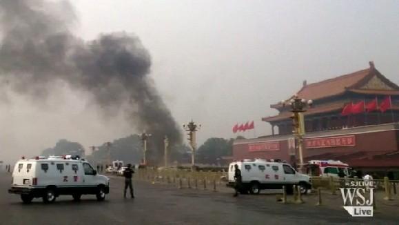 Khủng bố đúng 1 tháng sau khi Tân Cương nhận Quốc kỳ từ Thiên An Môn ảnh 1