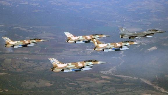 Israel không kích phá hủy căn cứ tên lửa SA-8 của Syria ảnh 1