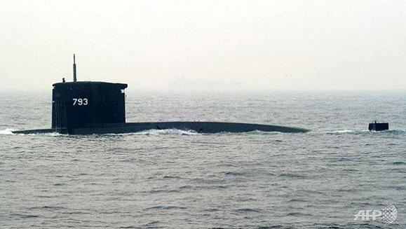 """Đài Loan vẫn muốn """"săn"""" tàu ngầm Mỹ ảnh 1"""