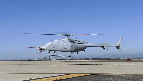 Phiên bản mới nhất MQ-8C Fire Scout lần đầu cất cánh ảnh 1