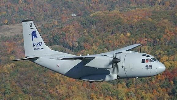 """Không quân Mỹ tống khứ 7 """"cục nợ"""" C-27J cho lực lượng đặc biệt ảnh 1"""