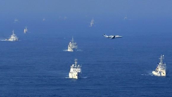 """Mỹ phủ nhận sẽ giúp Nhật """"đả"""" Trung Quốc ở Senkaku ảnh 1"""