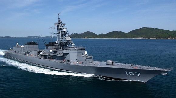 Khám phá chiến hạm Nhật một mình đối đầu cả hạm đội Trung Quốc ảnh 1
