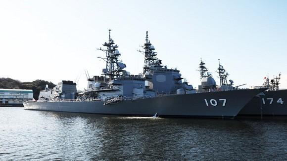 Khám phá chiến hạm Nhật một mình đối đầu cả hạm đội Trung Quốc ảnh 4