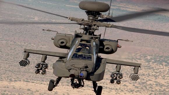 Đài Loan nhận 6 siêu trực thăng tấn công AH-64E của Mỹ ảnh 1