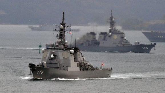 8 khu trục hạm Aegis Nhật dập tắt mối đe dọa tên lửa Trung-Triều ảnh 1