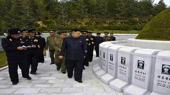 Triều Tiên xác nhận chìm tàu săn ngầm, 30 thủy thủ thiệt mạng ảnh 1