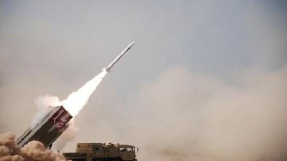 Pakistan phóng thành công tên lửa đạn đạo tầm ngắn Hatf IX ảnh 1