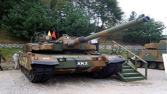 Hàn Quốc đặt mua 100 xe tăng K2 Black Panther ảnh 1