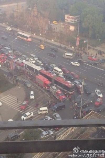 Xe bánh mì gây ra 7 vụ nổ trụ sở Tỉnh ủy Sơn Tây – Trung Quốc? ảnh 5