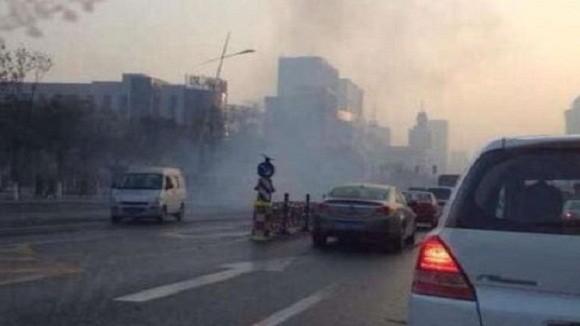 Xe bánh mì gây ra 7 vụ nổ trụ sở Tỉnh ủy Sơn Tây – Trung Quốc? ảnh 3