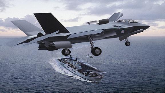 Mỹ triển khai F-35B ở Châu Á-Thái Bình Dương ảnh 1