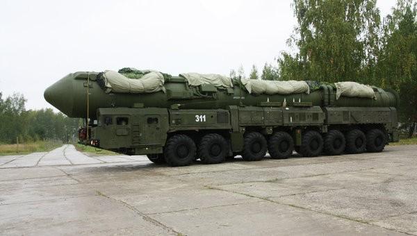 Nga biên chế thêm 2 trung đoàn tên lửa chiến lược Yars ảnh 1
