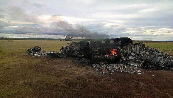 Venezuela thẳng tay bắn hạ một máy bay Mexico ảnh 1