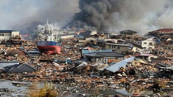 Nhật Bản hứng trận động đất thứ 2 trong 1 tháng ảnh 1