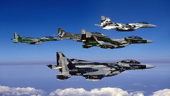 """Phi đội """"White Eagles"""" Nhật: """"Kẻ trấn áp"""" J-10, J-11 Trung Quốc ảnh 1"""