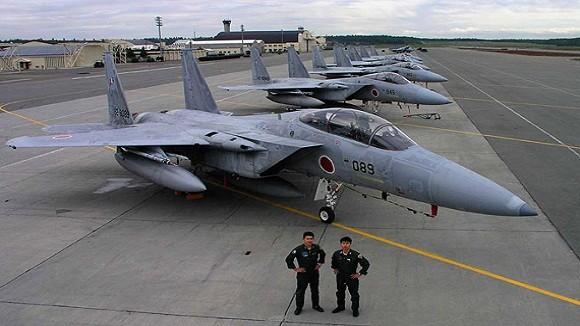 """Phi đội """"White Eagles"""" Nhật: """"Kẻ trấn áp"""" J-10, J-11 Trung Quốc ảnh 3"""