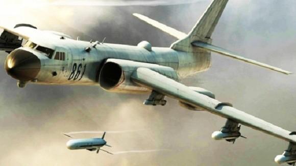 Trung Quốc đã biên chế 15 máy bay ném bom H-6K? ảnh 1