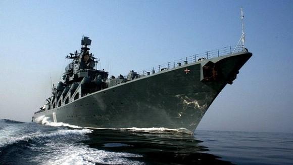 """Tuần dương hạm Varyag và """"mũi vu hồi Trung Đông"""" ảnh 1"""
