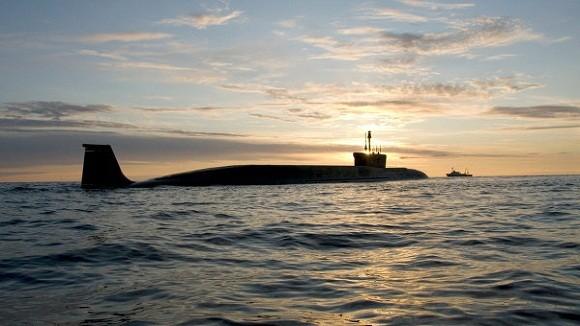 Phác thảo tàu ngầm tấn công thế hệ 5 của Nga ảnh 1