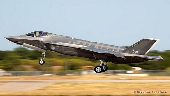 Hà Lan chính thức quyết định mua 37 chiến đấu cơ F-35A ảnh 1