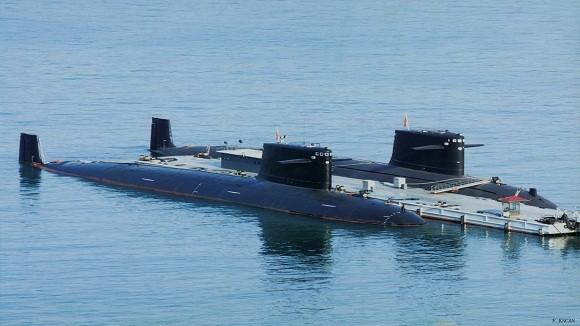 """Mỹ: Tàu ngầm Trung Quốc """"ồn ào quá"""" ảnh 1"""