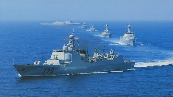 Khả năng tác chiến biển của Trung Quốc còn lâu mới dọa được Mỹ ảnh 1