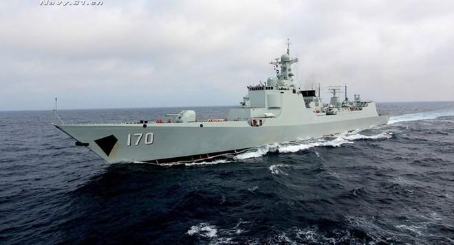 Khả năng tác chiến biển của Trung Quốc còn lâu mới dọa được Mỹ ảnh 5