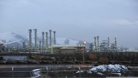 Iran tạm thời ngừng các hoạt động làm giàu hạt nhân ảnh 1