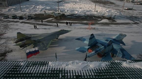 """Rồi Trung Quốc sẽ lại """"nhái"""" T-50 của Nga ảnh 1"""
