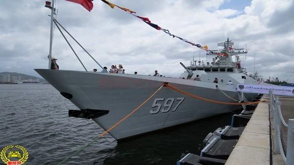 Khả năng tác chiến biển của Trung Quốc còn lâu mới dọa được Mỹ ảnh 9