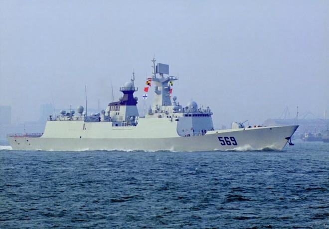 Khả năng tác chiến biển của Trung Quốc còn lâu mới dọa được Mỹ ảnh 10