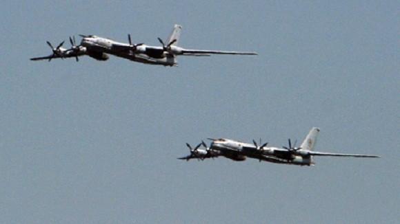Không quân Nhật tung tiêm kích chặn máy bay Nga ảnh 1