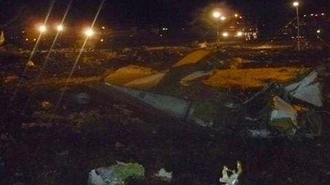 Nga: Tai nạn máy bay khủng khiếp làm 50 người chết ảnh 1