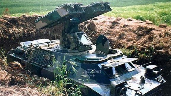 Sát thủ phòng không tầm thấp Việt Nam Strela-10 ảnh 2