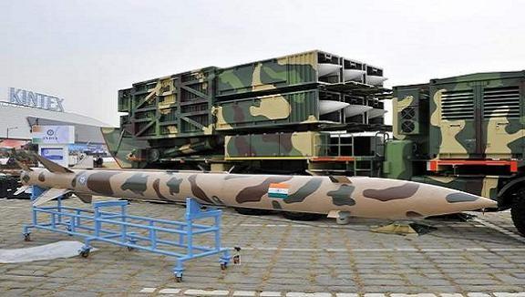 Ấn Độ công bố siêu tên lửa đối đất Pragati ảnh 1