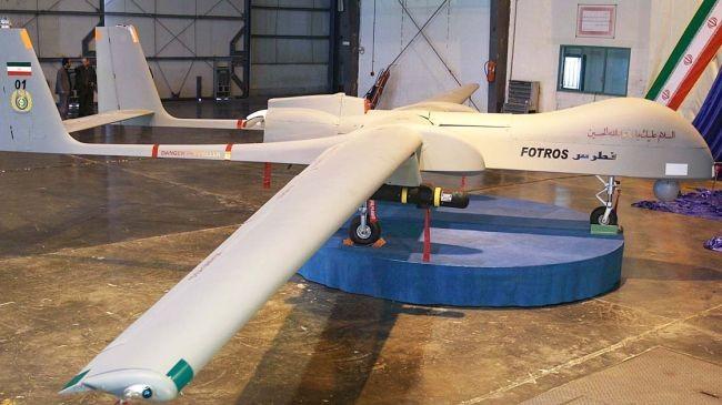 Choáng với siêu UAV trinh sát - tấn công cỡ lớn của Iran ảnh 1