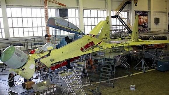 """Nga tiếp tục """"câu kéo"""" hợp đồng Su-35 với Trung Quốc ảnh 2"""