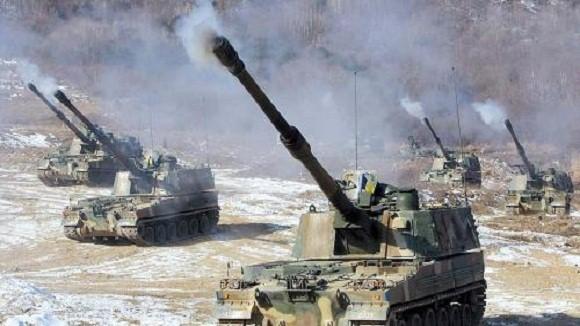 Hàn Quốc sẵn sàng cho kịch bản bị Triều Tiên tấn công đảo ảnh 1
