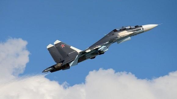 """Ngắm dàn siêu chiến đấu cơ """"Cà bay"""" của Nga ảnh 10"""