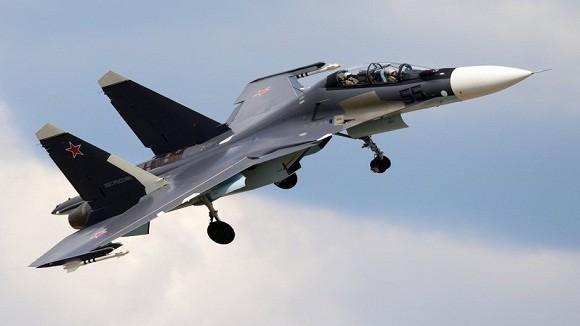 """Ngắm dàn siêu chiến đấu cơ """"Cà bay"""" của Nga ảnh 9"""