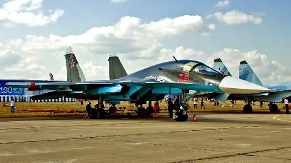 """Ngắm dàn siêu chiến đấu cơ """"Cà bay"""" của Nga ảnh 6"""