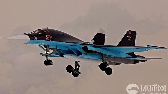 """Ngắm dàn siêu chiến đấu cơ """"Cà bay"""" của Nga ảnh 5"""