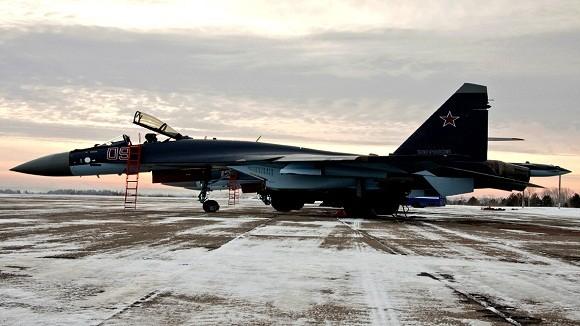 """Ngắm dàn siêu chiến đấu cơ """"Cà bay"""" của Nga ảnh 8"""