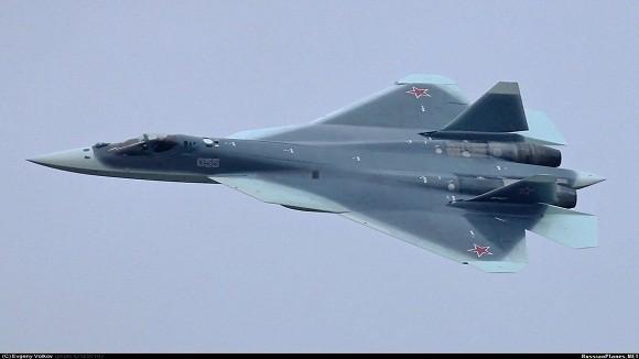 """Ngắm dàn siêu chiến đấu cơ """"Cà bay"""" của Nga ảnh 3"""