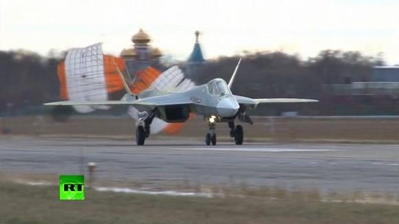 """Ngắm dàn siêu chiến đấu cơ """"Cà bay"""" của Nga ảnh 2"""